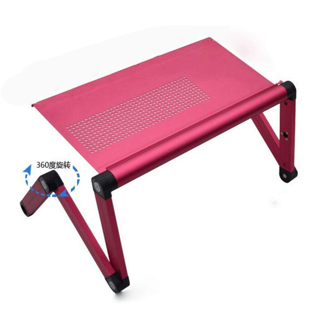MKKM Lazy Table- Foldable Laptop Desk,Portable Laptop Desk Folding Desk Bed Sofa Laptop Stand Folding Computer Laptop Table Lazy Table Study Writing Desk Removable Laptop Desk Save Space