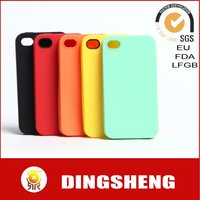 2012 lovely design for iphone case silicone cover for whole sale