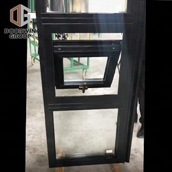 Chinese factory double hung window installation cost glass replacement drawing