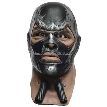 Deluxe Latex Bane Mask  sc 1 st  Alibaba & Deluxe Latex Bane Mask - Buy Halloween MaskLatex MaskCarnival Mask ...