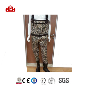 Plus Size Chest Waders Neoprene Camo Waders