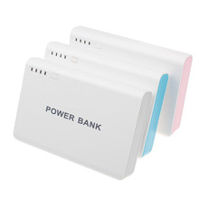 12000mAh 2USB LED External Portable Battery Power Bank Charger For iPhone 6 6 Plus 5 5s 5c For S5 S4 S3 Note 4 3 For Xiaomi