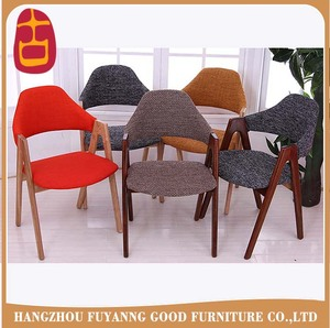 Thailand solid wood chair dinner chair wood home furniture