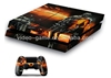 Game console accessory protective Skin sticker for PS4controller
