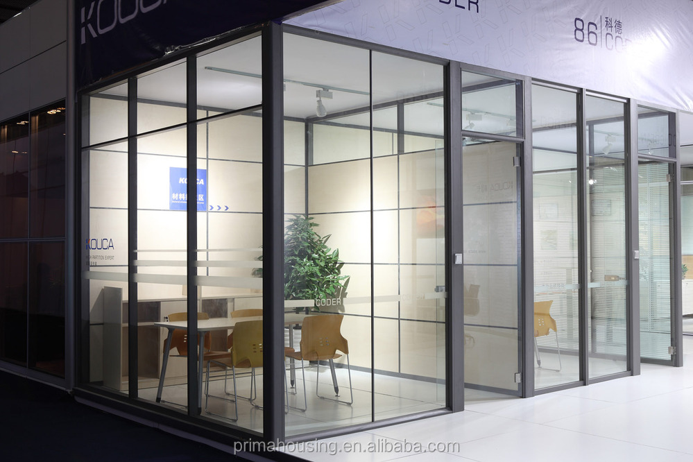 Office Partition Designs Soundproof Office Partition Glass Wall ...