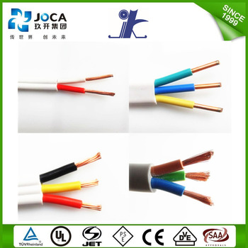 Electrical Wire & Cable Manufacturer H05vv-f 3g 2.5mm2 Power Cord ...