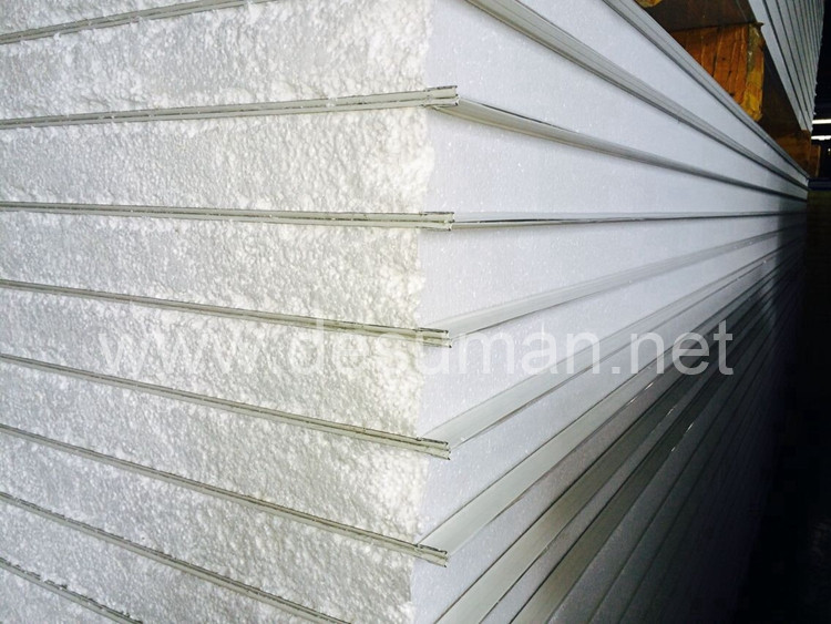 Desuman Kenya Best Price Wall Roof Eps Sandwich Panel