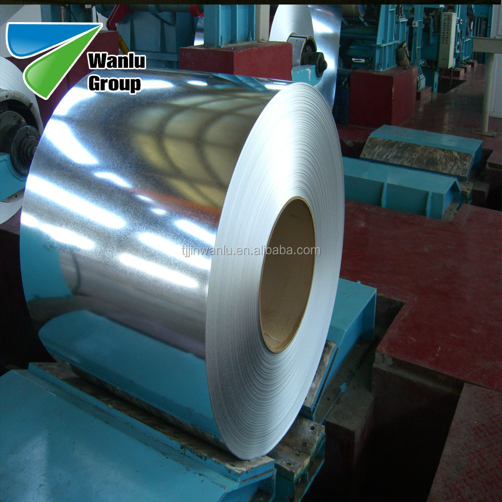 building materials dx51d+z galvanized steel coil for roofing