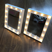 Hollywood Lighted espejo iluminado Make Up Led Mirror with Led Light