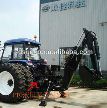 Tractor Pto Backhoe Loader With Hydraulic Pump - Buy Backhoe Loader,Pto  Backhoe,Backhoe Loader With Hydraulic Pump Product on Alibaba com