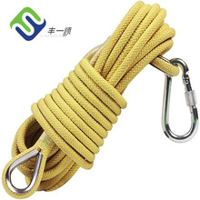 High Abrasive Resistance kevlar Braided Aramid Rope
