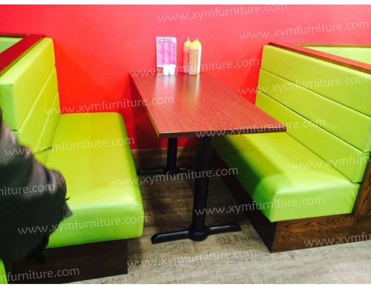 High Quality Restaurant Booth Seating For Sale Xym H172