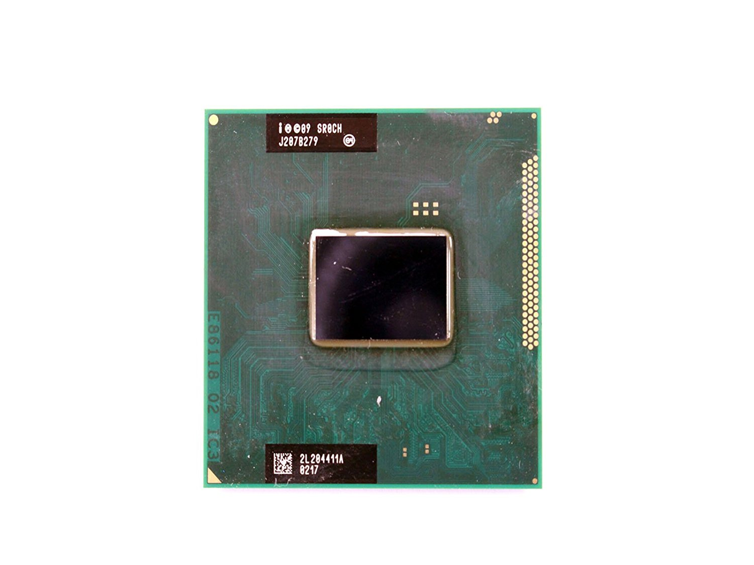 Intel® Core™ i5-2450M Laptop CPU SR0CH 3M Cache, up to 3.10 GHz