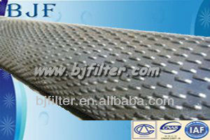 BJF high quality water well screen /Bridge Slot well Screen