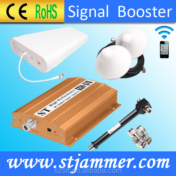 GSM 900mhz cell phone signal booster/repeater , cell phone signal booster antenna cellular repeater amplifier gsm 970