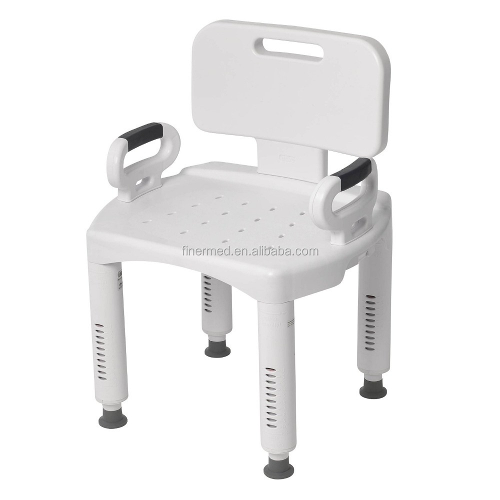 Plastic Tub Bench Bath Stool With Arm - Buy Bath Stool,Plastic Bath ...