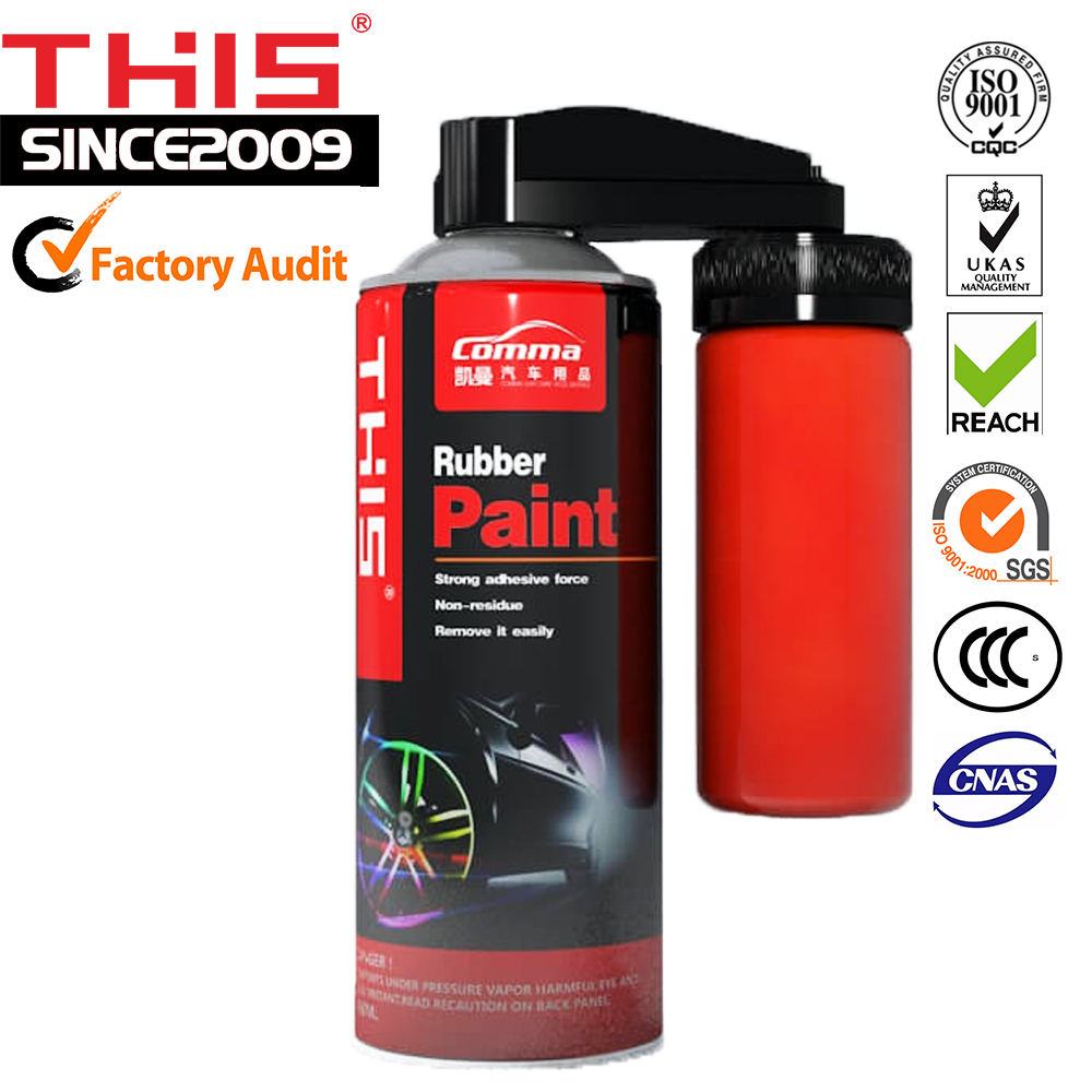 colors exterior reflective graffiti cheap white metallic sliver metal gold automotive car aerosol Acrylic spray coating