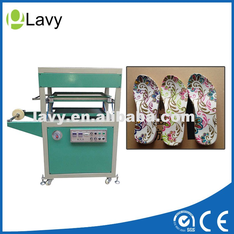 professional shoes 3d sublimation vacuum heat press machine