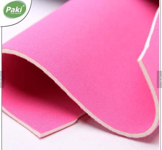 Jianbo 1mm-10mm Customized Design Thickness Neoprene Rubber Sheet Fabric Roll Sales