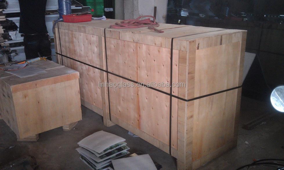 Fusion Art Glass Door,Guangdong Cast Glass Manufacturer