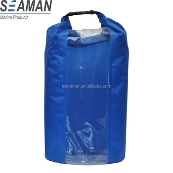 Marine Grade Thermo Welded Pvc Tarpaulin Waterproof Dry Bag With Visible  Window - Buy Waterproof Bag,Camouflage Waterproof Dry Bag,Fashion  Waterproof