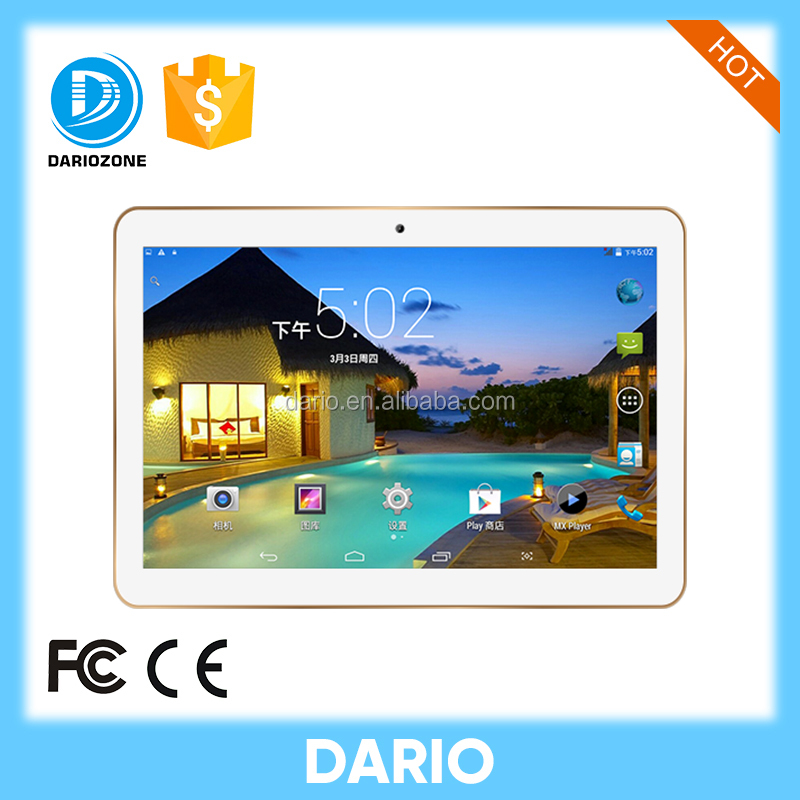 Attractive price 10.1 inch quad core android 5.1 tablet pc 2 MP camera