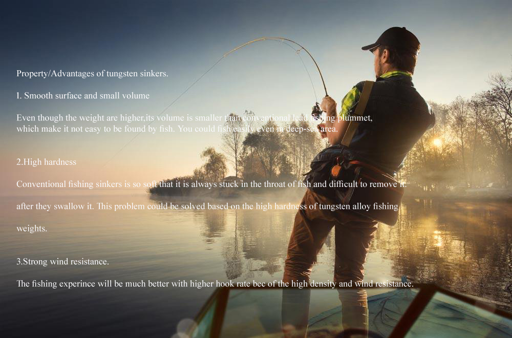 What are some advantages to buying fishing tackle in bulk?