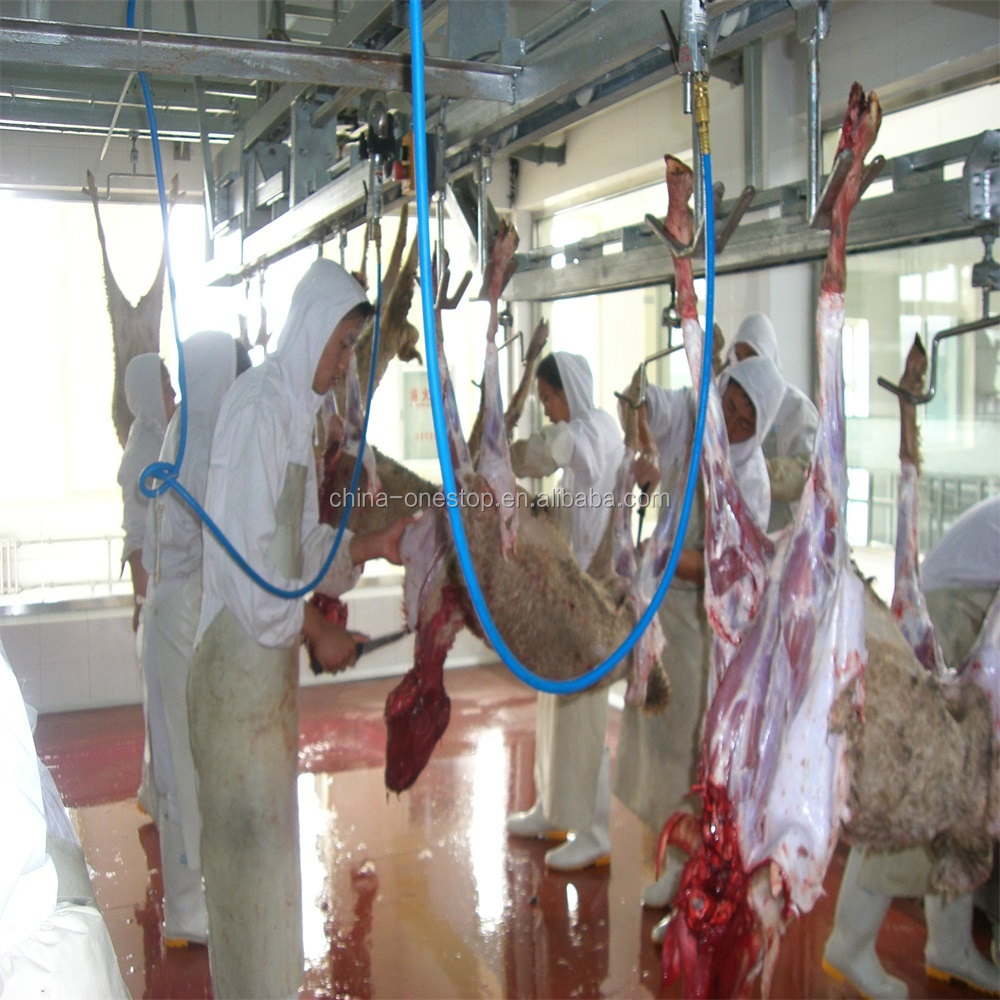 5000sheep/day Slaughtering and Parting Line