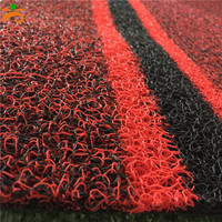 Vinyl flooring pvc backed coir mat pvc coil door mat