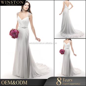 Alibaba New Design 3d Chiffon Fabric Buy Wedding Dress In China