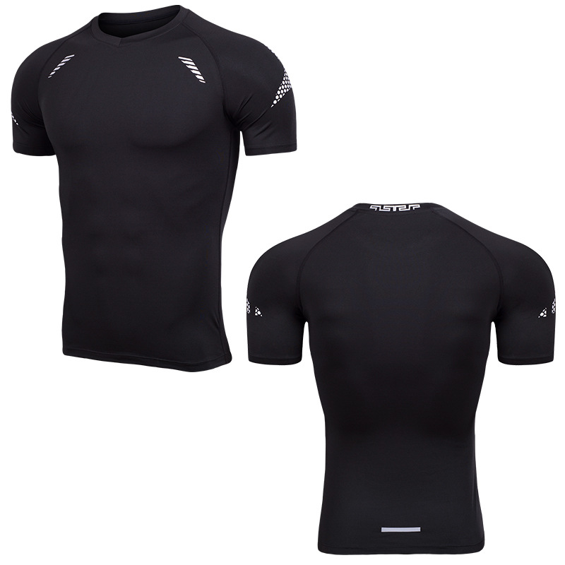 New <strong>clothing</strong> plus size man compression t-shirt men <strong>clothing</strong> <strong>manufacturer</strong> mens