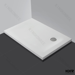 acrylic bathroom shower base resin material shower tray in philippines