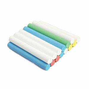 Factory Direct Selling Clean School Best Dustless White Color Chalk