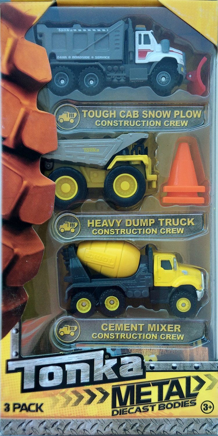 Buy Tonka Metal Diecast Bodies - heavy dump truck in Cheap