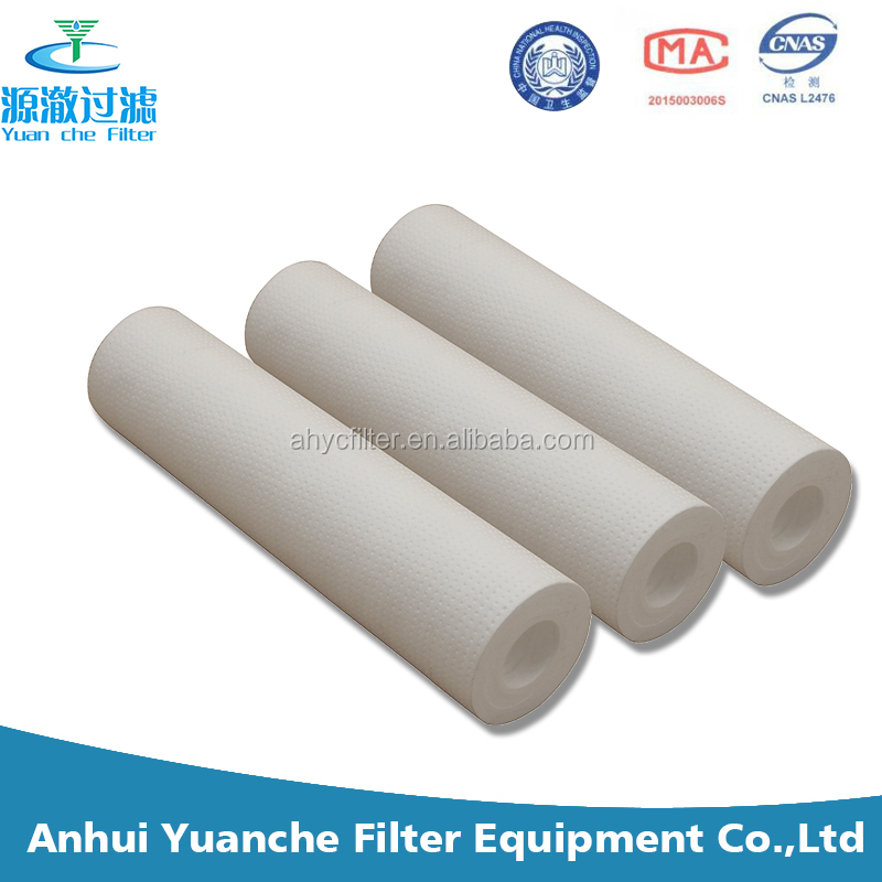 Hot selling High quality PP cotton core filter with easy installation