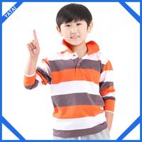 2014 popular cotton childrens polo shirts