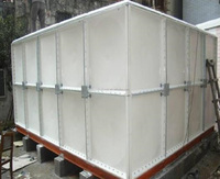 Factory manufactures direct selling good quality plastic water storage tank