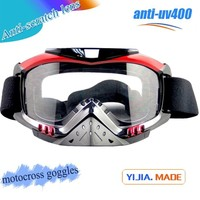 motocross style dustproof off road anti fog safety motorcycle gogggle