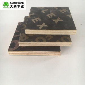 shouguang Supplier Black Film Faced Plywood For Construction