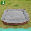 Latest style cheap red colorful silk high quality dog bed
