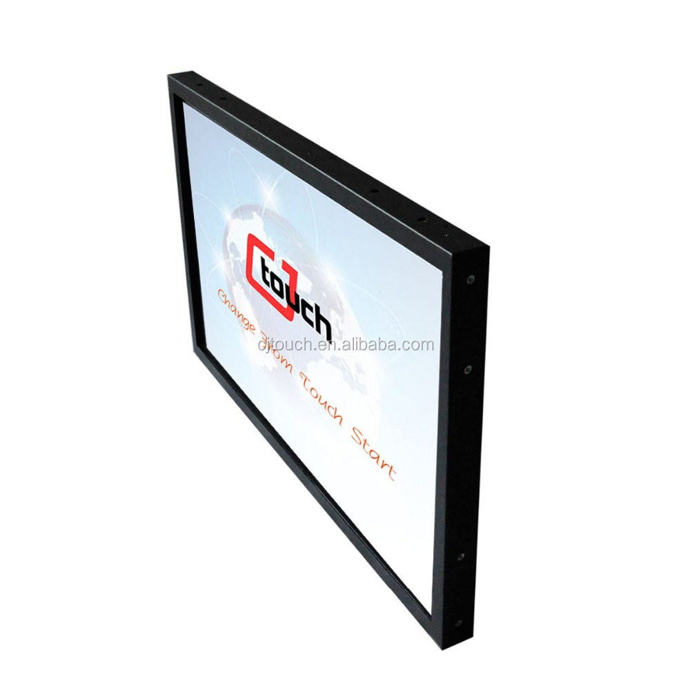 42 Inch Best price TouchFrame IR Multi touch screen overlay/panel LCD display for advertising, conference, bank, event