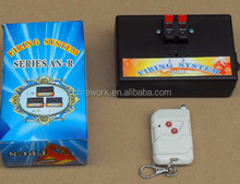 fireworks firing system/CE passed two cues remote control firing system/An02R fireworks system