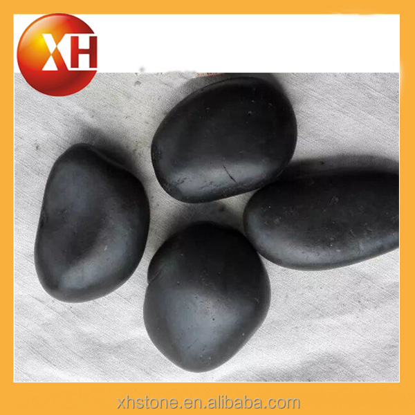 Natural mexican beach pebbles stones