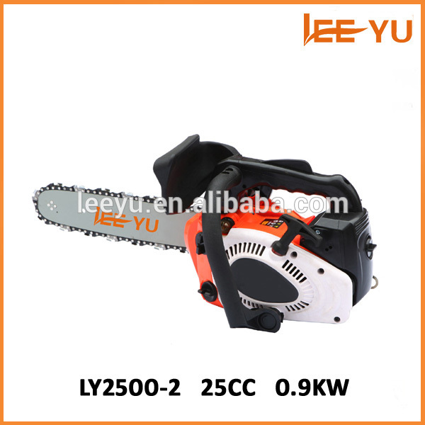 2500 gasoline chain saw 25cc factory outlet with great quality garden tools design 2