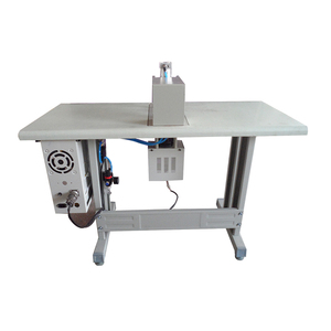 ultrasonic non woven fabric bag making machine