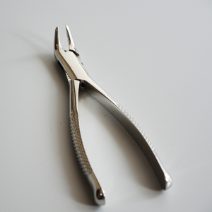 Stainless steel names of dental extracting forceps for maxillary roots