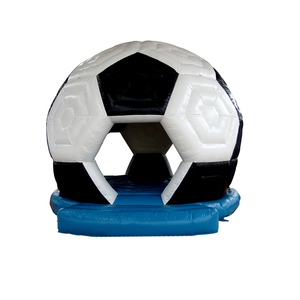 High quality football inflatable bouncer/Neverland Toys jumping castles for sale