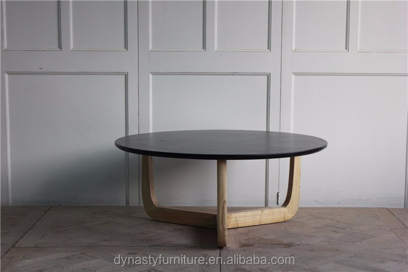 Special design furniture new model home goods round coffee table