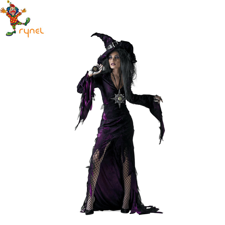 Cosplay Party Costumes For Women Witches Costumes Adult Costumes