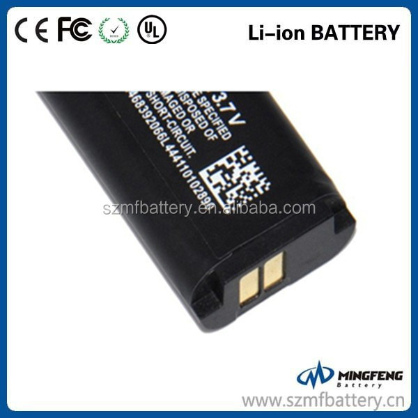 New rechargeable battery for NOKIA,portable mobile phone battery for BL-8N 7280/7380